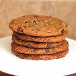 Gluten/Dairy/Egg/Soy Free Vegan Toll House Chocolate Chip Cookies