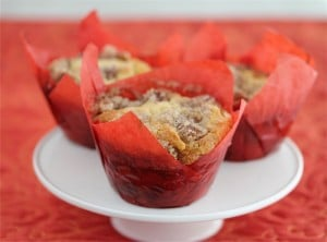 Gluten-Free Pumpkin Coffee Cake