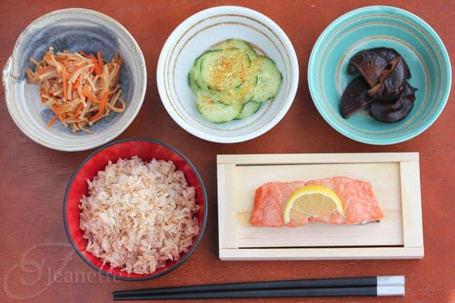 Washoku Cooking Style