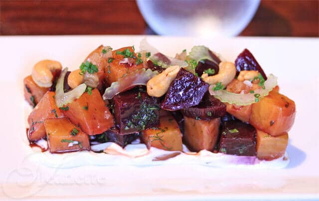 Harvest Supper Beet Salad