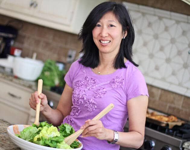 Jeanette of Jeanette's Healthy Living