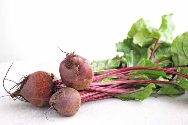 Fresh Whole Beets