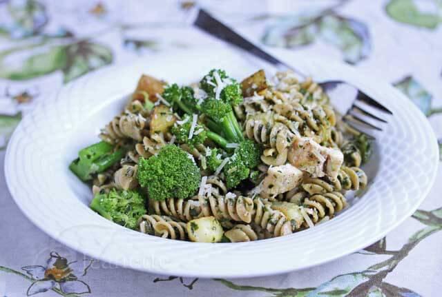 Healthy Recipes Using Pesto - Yummy To My Tummy
