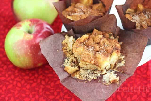 Gluten-Free Jewish Apple Cake