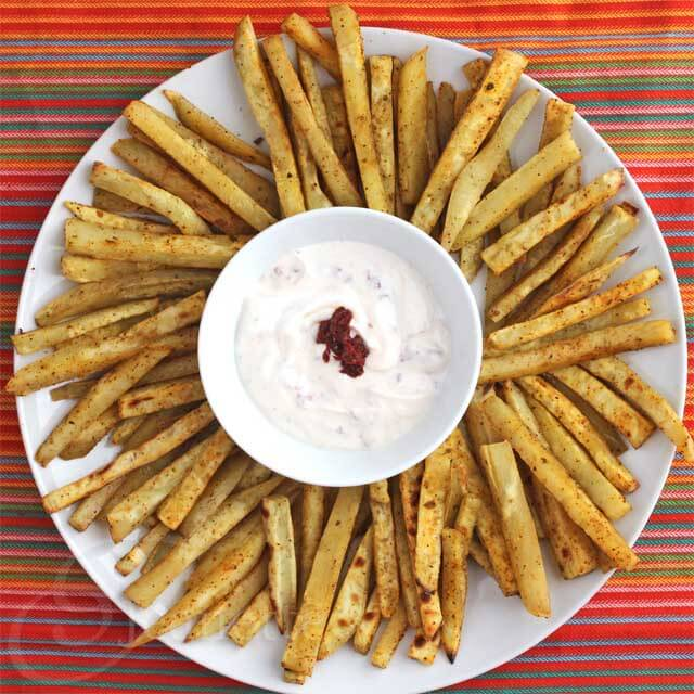 Satsuma-imo Sweet Potato Fries