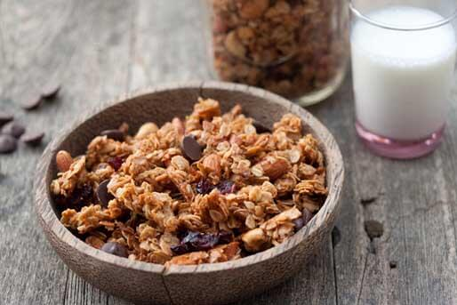 Coconut Granola from What's Gaby Cooking