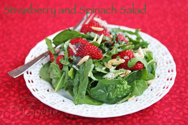 Summer Salad Roundup (Catching Fireflies Giveaway)