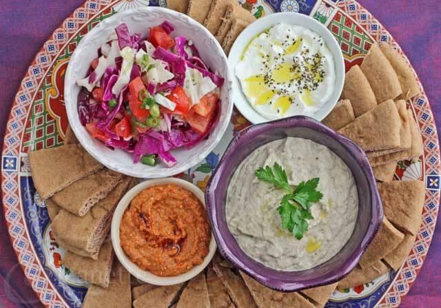 Maza Platter
