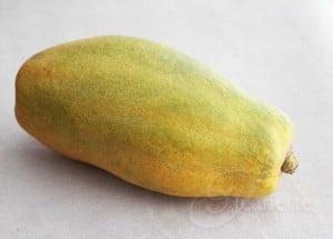 Whole Caribbean Red Papaya