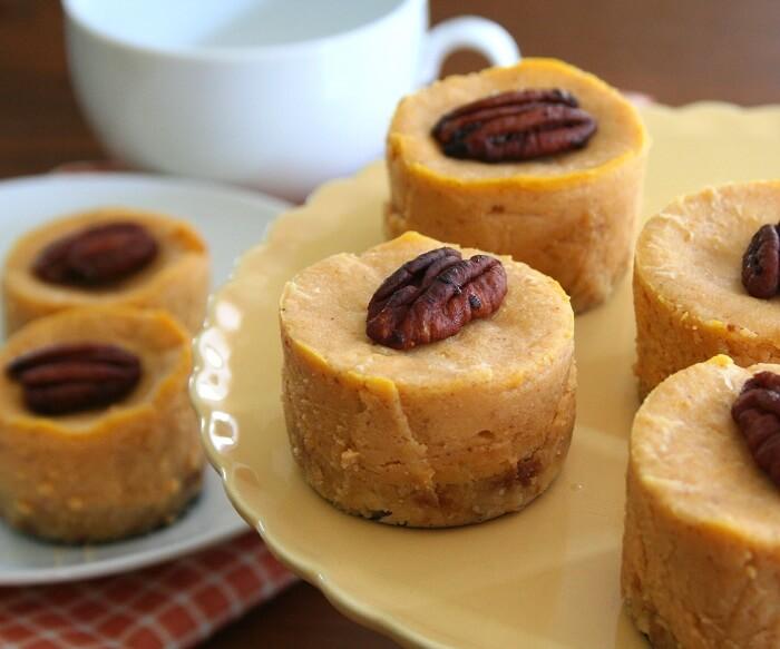 Maple Pumpkin Cheesecake