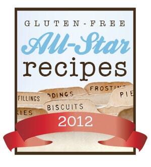 2012 Gluten-Free All-Star Recipes from Sarah Bakes Gluten Free Treats