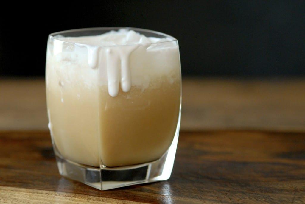 Chai coconut latte by kumquat