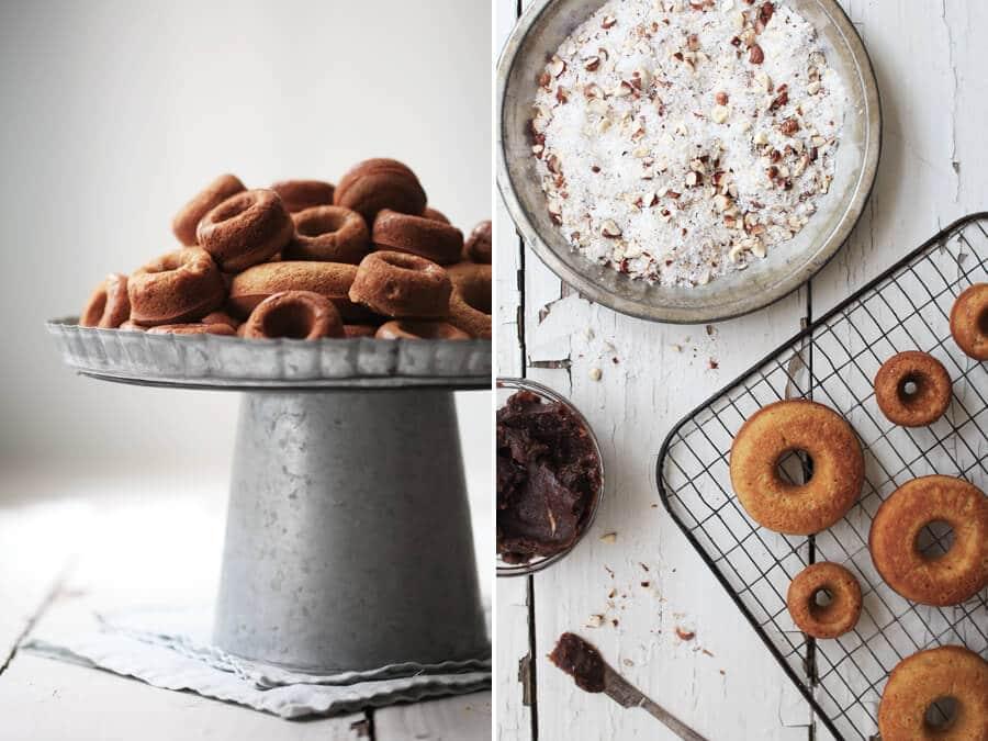 cinnamon donut by kumquat