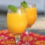 Mango Smoothie or Lassi