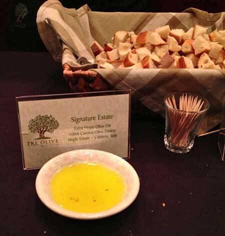 Tre Olive Oil
