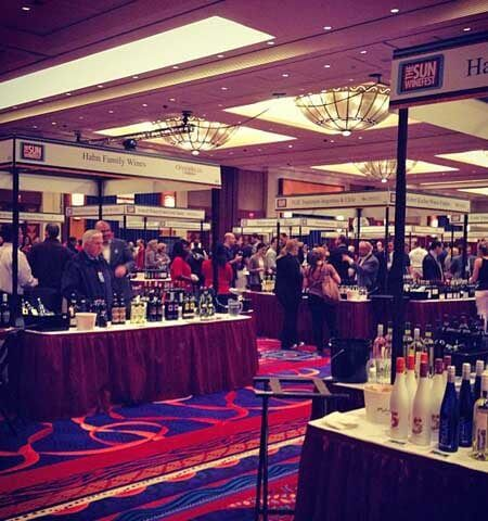 View of Sun WineFest