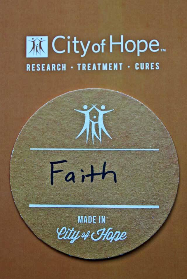 COH Faith Badge