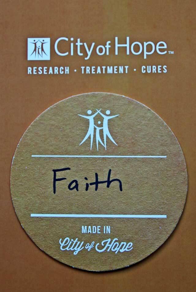 COH Faith Badge