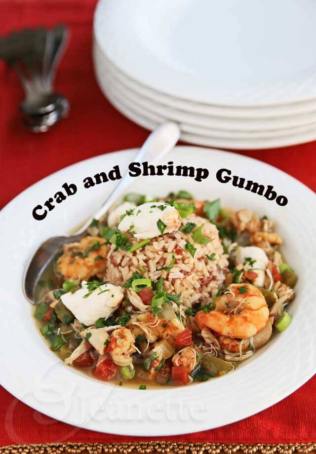 Maryland Style Crab and Shrimp Gumbo