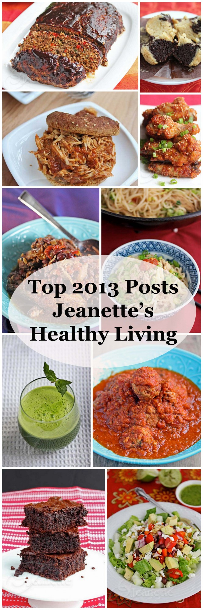 Top 2013 Posts Jeanette's Healthy Living