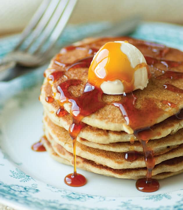 Everyday Classics Saturday Pancakes