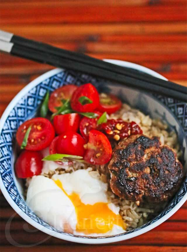 Filipino Breakfast Bowl © Jeanette's Healthy Living