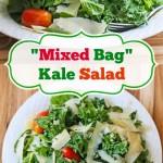 """""""Mixed Bag"""" Kale Salad"""