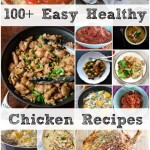 Easy Healthy Chicken Recipes © Jeanette's Healthy Living