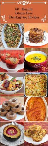 60 Healthy Gluten-Free Thanksgiving Recipes