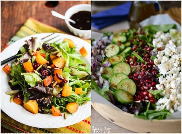Healthy Holiday Salad Recipes