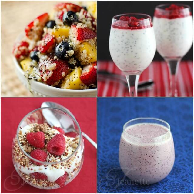 100+ Healthy Holiday Breakfast and Brunch Recipes