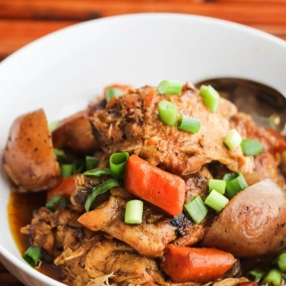 Slow Cooker Chinese Curry Chicken Recipe