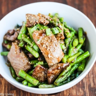 Stir Fry Beef and Asparagus in Oyster Sauce Recipe + 4 Tips for the Perfect Stir Fry