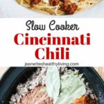Slow Cooker Cincinnati Chili - I've gotten rave reviews on this delicious chili served over pasta - great for large gatherings - top with cheese, onions, beans if you like