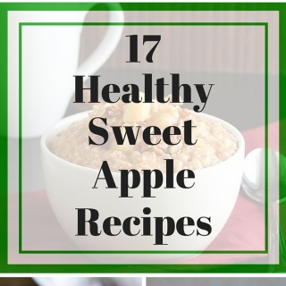 17 Healthy Sweet Apple Recipes