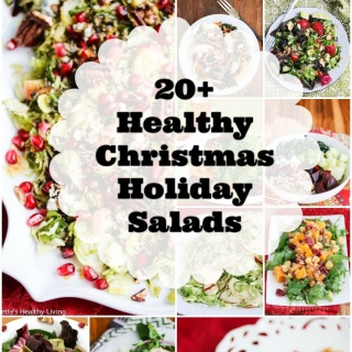 Healthy Christmas Holiday Salad Recipes