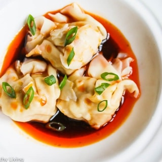 Szechuan Red Chili Oil Wonton Sauce Recipe
