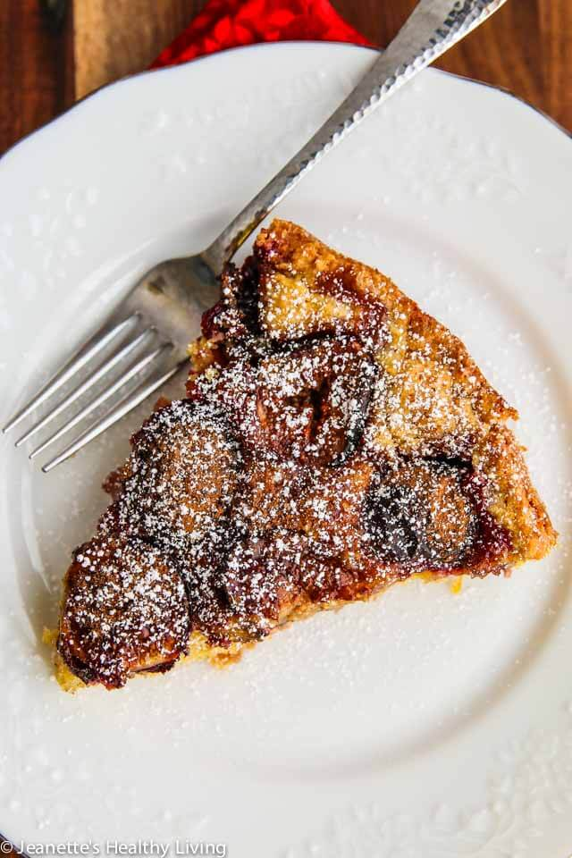 Fig Plum Orange Torte Recipe Jeanette S Healthy Living