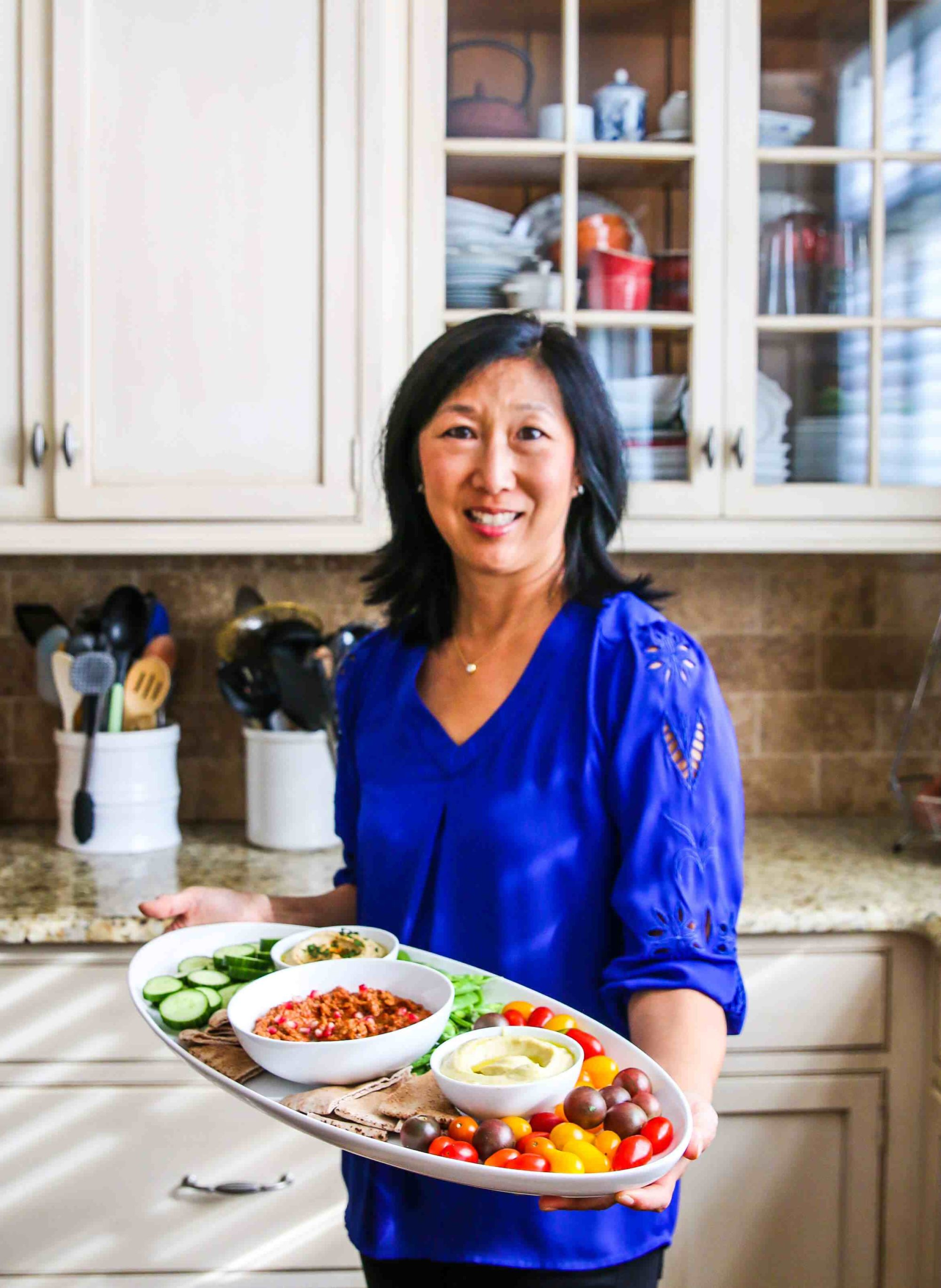 Jeanette Chen Cooks For Her Community