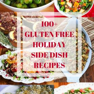 Gluten Free Holiday Side Dish Recipes