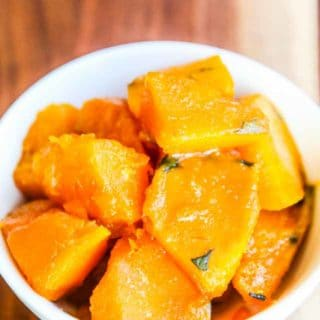 Japanese Braised Kabocha Squash Recipe