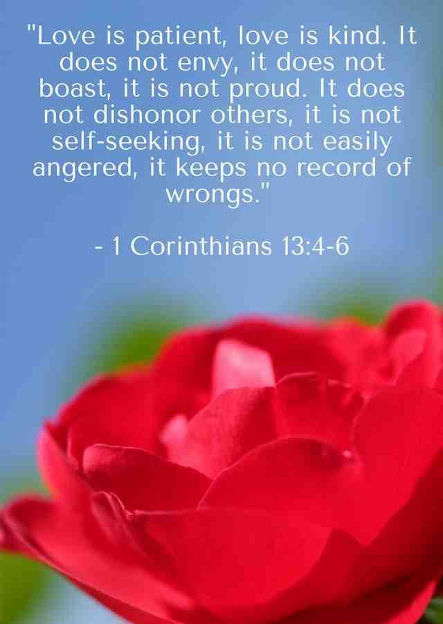 Agape Love - unconditional, selfless, sacrificial Christian love