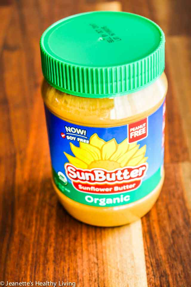 Cancer Cooking Ingredients - Sunflower Seed Butter