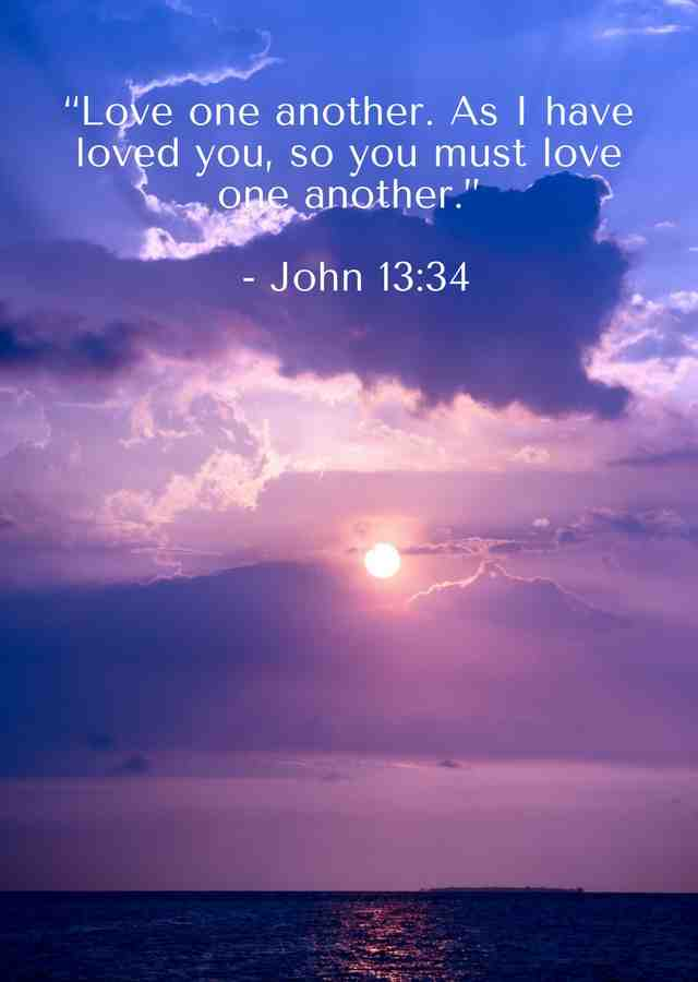 Agape Love - unconditional, selfless, sacrificial Christian love