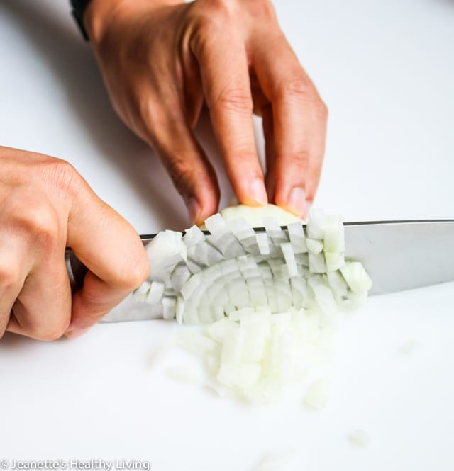 Kyle Knife Skills - Wusthof kinves, chopping, slicing, dicing, mincing