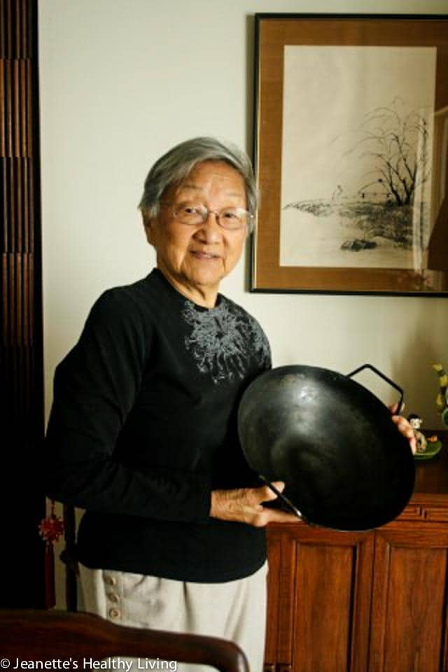 Florence Lin - cookbook author and teacher