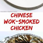 Instant Pot Chinese Smoked Chicken - pressure steaming chicken before smoking it is a time saver and ensures a tender chicken