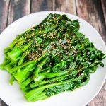 Chinese Broccoli with Oyster Sauce - so easy, healthy and delicious