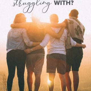 What Are Your Friends Struggling With?