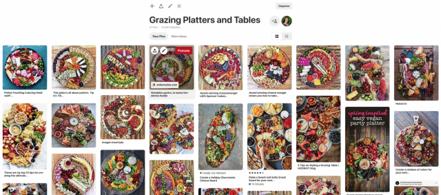 Grazing Platters on Pinterest